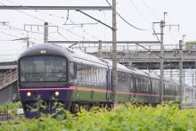 """鉄道写真にチャレンジ!-9285M 485系 ヤマG6+G7 """"華"""""""