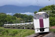 鉄道写真にチャレンジ!-9592M 215系 チタNL-2編成