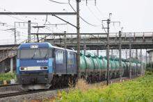 鉄道写真にチャレンジ!-83レ EH200-22 + タキ