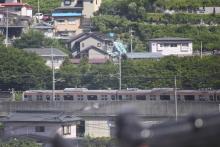鉄道写真にチャレンジ!-E233系ハンドル訓練