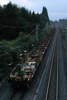 鉄道写真にチャレンジ!-工9457レ EF64-39 + ロンチキ