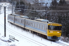 鉄道写真にチャレンジ!-試9883D キヤ95系 DR1