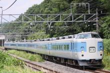 鉄道写真にチャレンジ!-回9486M 183系 マリ31