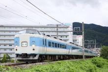 鉄道写真にチャレンジ!-9427M 183系 マリ32