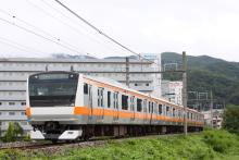 鉄道写真にチャレンジ!-回???? E233系 トタH56(4B)