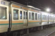 鉄道写真にチャレンジ!-211系チタN1 2号車