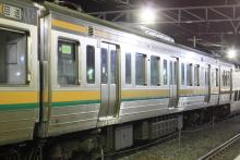 鉄道写真にチャレンジ!-211系チタN1 3号車