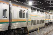 鉄道写真にチャレンジ!-211系チタN1 5号車