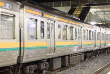 鉄道写真にチャレンジ!-211系チタN1 8号車