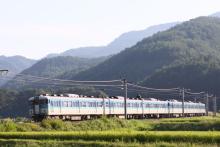 鉄道写真にチャレンジ!-1533M 115系ナノN??+N21編成