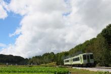 鉄道写真にチャレンジ!-小海線 信濃川上~野辺山