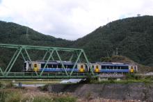 鉄道写真にチャレンジ!-229D 小海線 梅尻~佐久海ノ口