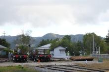 鉄道写真にチャレンジ!-野辺山のチキ