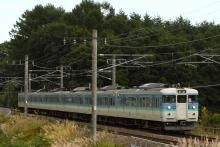 鉄道写真にチャレンジ!-441M 中央本線 信濃境~小淵沢