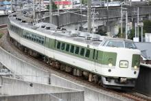 鉄道写真にチャレンジ!-183・189系 長ナノ103編成