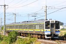 鉄道写真にチャレンジ!-試9486M 211系 ナノN305