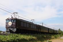 鉄道写真にチャレンジ!-篠ノ井線110周年号