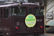 鉄道写真にチャレンジ!-中央線紀行号 ヘッドマーク
