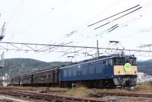 鉄道写真にチャレンジ!-中央線紀行号