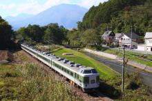 鉄道写真にチャレンジ!-3323M 妙高3号