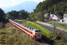 鉄道写真にチャレンジ!-9042M 特急あさま号