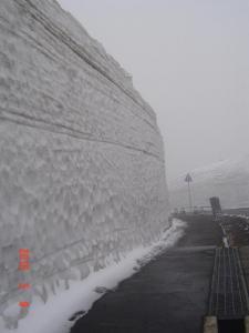 雪の回廊⑨