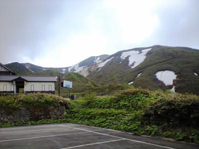 駒ヶ岳八合目④