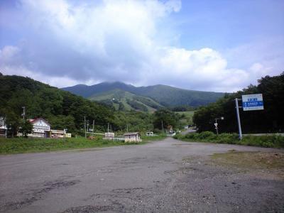 田沢湖スキー場①