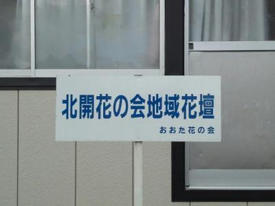 我が町太田は花の街⑨