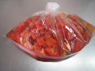味どうらくトマトつけめん③
