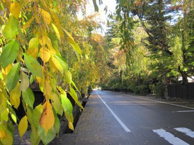 2012.10.31武家屋敷の紅葉2