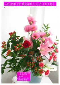 10月1日の花 (1)