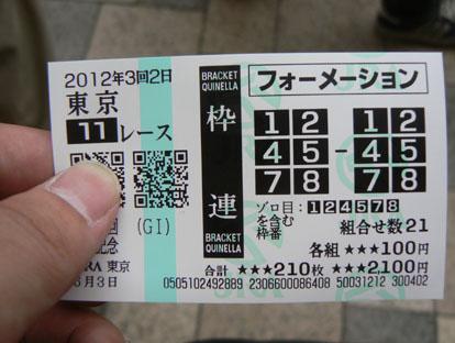 安田記念3