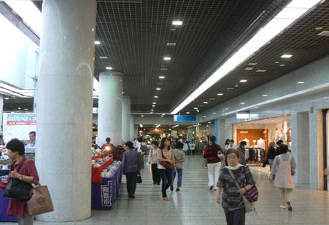 川崎駅地下街