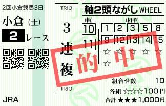 804小倉2R
