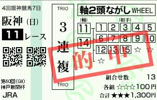 923阪神11R