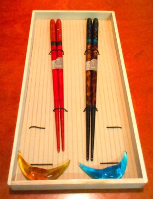 美しいキラキラお箸