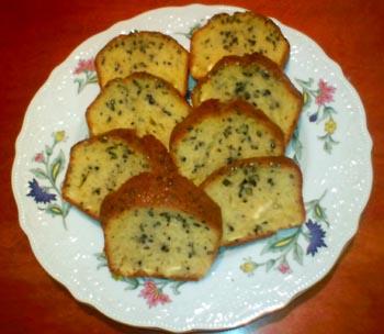 サツマイモパウンドケーキ