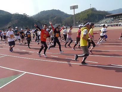 ふくやまマラソン 137