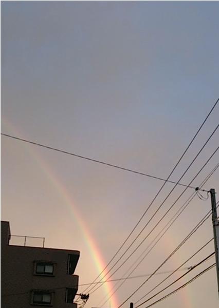 2本の虹2