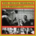 Paul Bryant The Blue Message (CD)
