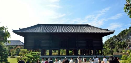 正倉院パノラマ3