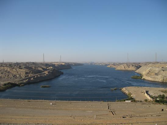 エジプト旅行:アスワンハイダム③