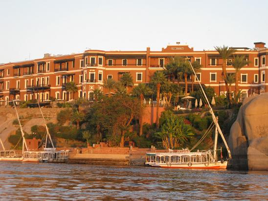 エジプト旅行:オールド・カタラクト