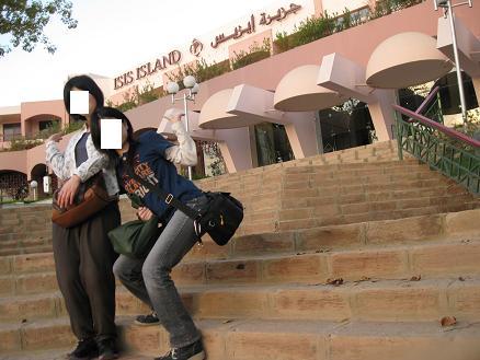 エジプト旅行:ピラミサ イシス アスワン②
