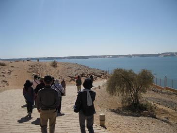 エジプト旅行:アブシンベル神殿