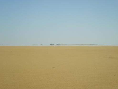 エジプト旅行:蜃気楼③
