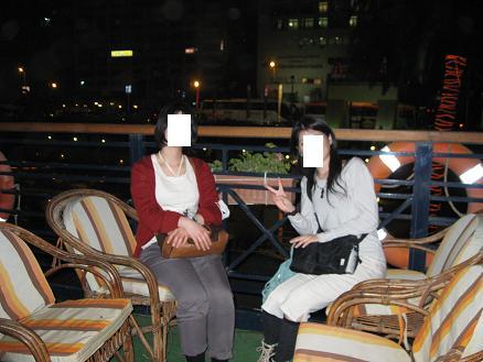エジプト旅行:ナイル河ディナークルーズ②