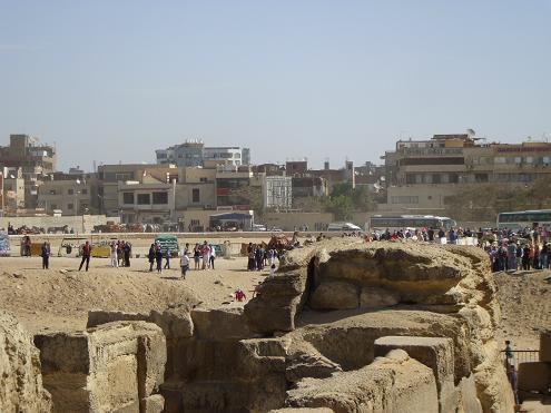 エジプト旅行:スフィンクス⑤