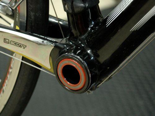 自転車の 自転車 クランク 異音 : ペダルを漕げば想いのまま BB86 ...